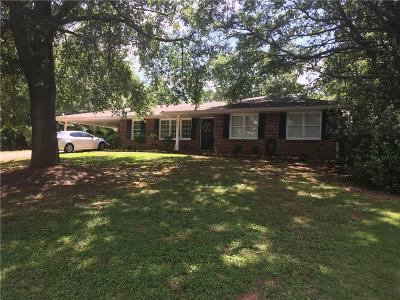 Cartersville Single Family Home For Sale: 9 Allison Circle