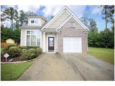 Duluth Single Family Home For Sale: 2912 Briaroak Drive