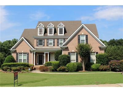 Lawrenceville Single Family Home For Sale: 1435 Highland Lake Drive