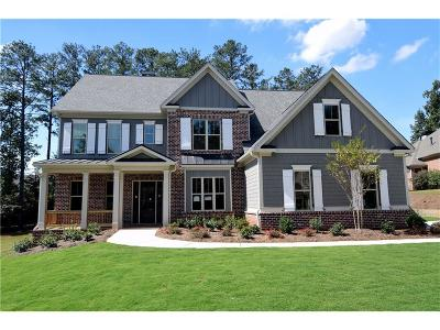 Powder Springs Single Family Home For Sale: 1458 Wallingford Drive