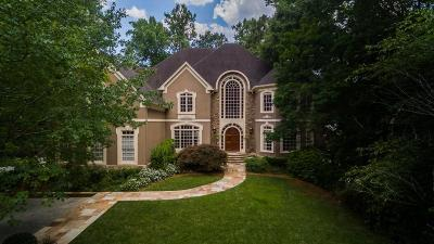 Johns Creek Single Family Home For Sale: 5415 Chelsen Wood Drive