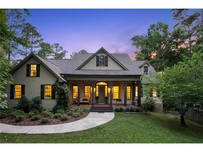Single Family Home For Sale: 8655 Sardis Road