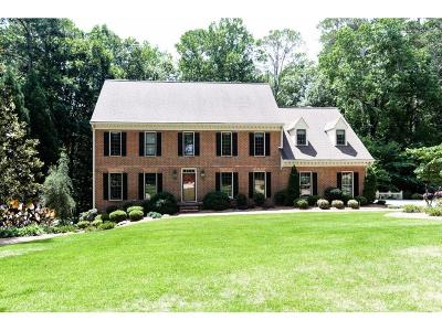 Dunwoody Single Family Home For Sale: 1609 Lazy River Lane