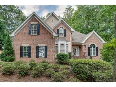Braselton Single Family Home For Sale: 2031 Burgundy Drive