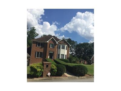 Lawrenceville Single Family Home For Sale: 721 Sacketts Court