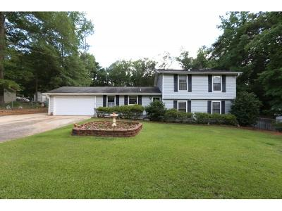 McDonough Single Family Home For Sale: 15 Candler Court