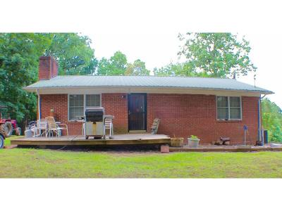 Adairsville Single Family Home For Sale: 80 Folsom Road NW