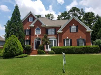 Lawrenceville Single Family Home For Sale: 1200 Thistle Gate Path