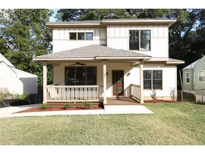 Atlanta Single Family Home For Sale: 207 Mellrich Avenue NE