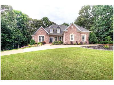 Braselton Single Family Home For Sale: 1975 Tee Drive