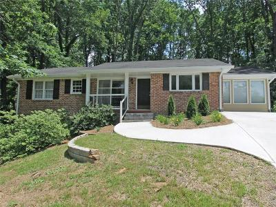 Brookhaven Single Family Home For Sale: 1723 Remington Road
