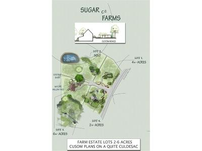 Residential Lots & Land For Sale: Lot 3 Sugar Pike Road