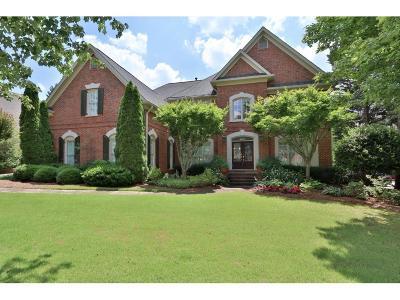 Alpharetta Single Family Home For Sale: 9455 Stoney Ridge Lane