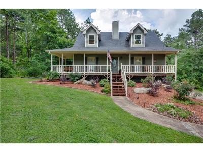 Dawsonville Single Family Home For Sale: 155 Mayapple Glen