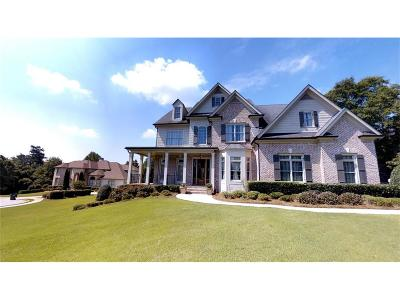 Lawrenceville Single Family Home For Sale: 1825 Angus Lee Drive
