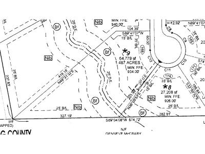 Dallas Residential Lots & Land For Sale: 168 Meadowfinch Drive