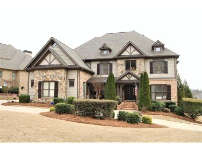 Buford Single Family Home For Sale: 2619 Hidden Falls Drive