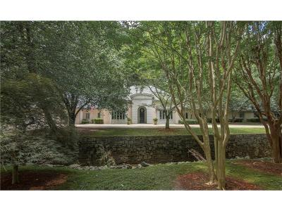 Tuxedo Park, Tuxedo Park Buckhead Single Family Home For Sale: 511 Valley Road