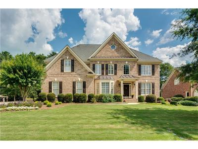 Snellville Single Family Home For Sale: 562 Grassmeade Way