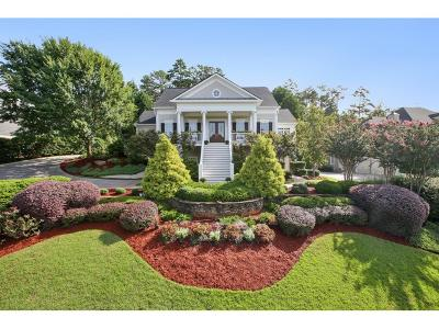 Peachtree City Single Family Home For Sale: 108 Peninsula Drive