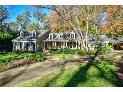 Tuxedo Park, Tuxedo Park Buckhead Single Family Home For Sale: 415 Valley Road NW