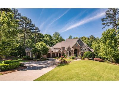 Milton GA Single Family Home For Sale: $2,499,900