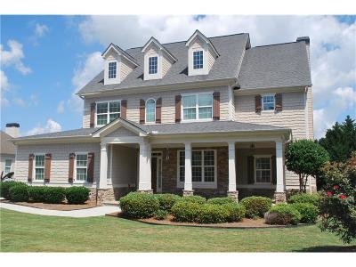 Grayson Single Family Home For Sale: 833 Windsor Creek Trail