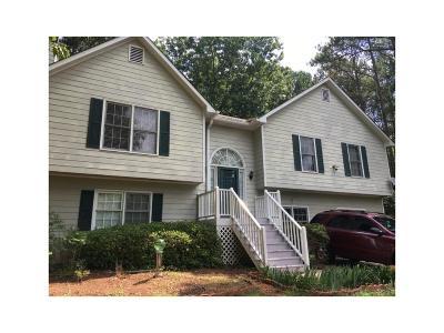 Dallas Single Family Home For Sale: 465 Creekwood Pass