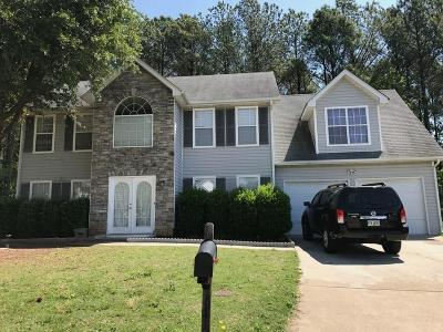 Snellville Single Family Home For Sale: 4632 Centurian Way View