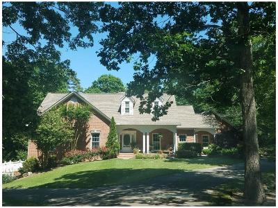 Calhoun Single Family Home For Sale: 312 Double Tree Drive SE