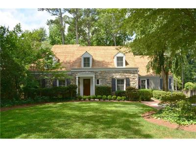 Single Family Home For Sale: 4094 Club Drive