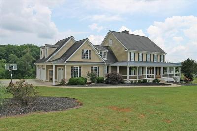 Canton Single Family Home For Sale: 648 Stringer Road