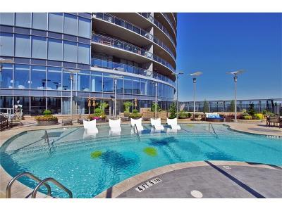 Sovereign Condo/Townhouse For Sale: 3344 Peachtree Road #3401