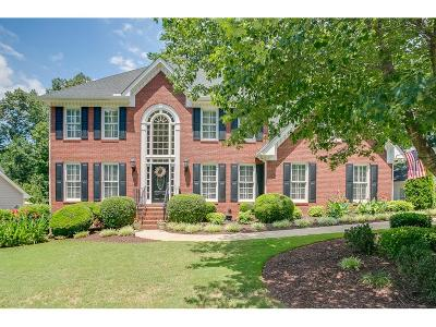 Lawrenceville Single Family Home For Sale: 1348 Millvale Court