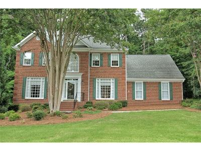 Snellville Single Family Home For Sale: 1475 Holly Lake Circle