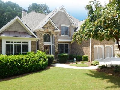 Acworth Single Family Home For Sale: 4951 Aviary Drive NW