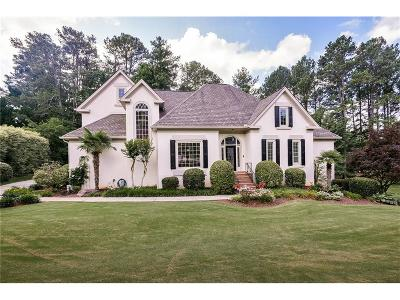 Johns Creek Single Family Home For Sale: 5160 Cralyn Court