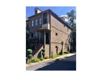 Milton Condo/Townhouse For Sale: 3519 Peacock Road
