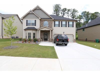 Single Family Home For Sale: 7952 White Oak Loop