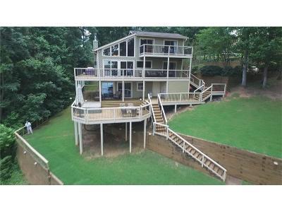 Dawsonville Single Family Home For Sale: 108 Longview Drive