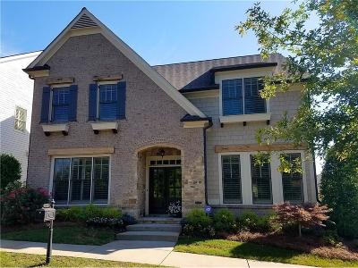Milton Single Family Home For Sale: 688 Dunbrody Drive