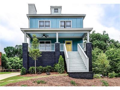 Fulton County Single Family Home For Sale: 656 Eloise Street SE