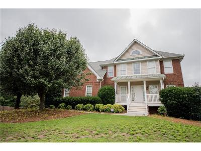 Grayson Single Family Home For Sale: 1220 Mount McKinley Drive