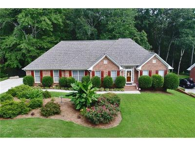 Snellville Single Family Home For Sale: 3712 Grahams Port Lane