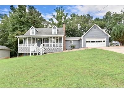 Forsyth County Single Family Home For Sale: 1740 Commonwealth Trail