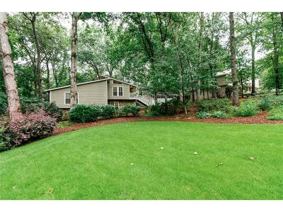 Alpharetta Single Family Home For Sale: 3040 Rivermont Parkway