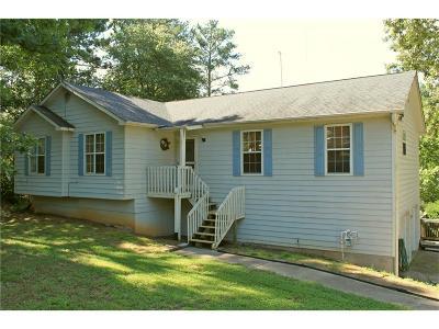 Loganville Single Family Home For Sale: 4460 Bullock Bridge Road