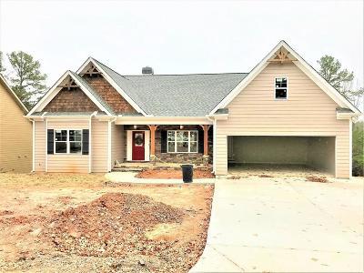 Cherokee County Single Family Home For Sale: 193 Lakewood Drive