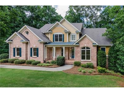 Dawsonville Single Family Home For Sale: 37 Stony Court