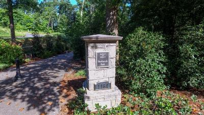 Druid Hills Residential Lots & Land For Sale: 1592 Clifton Ridge